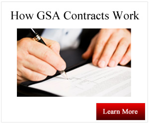 How GSA Contracts Work